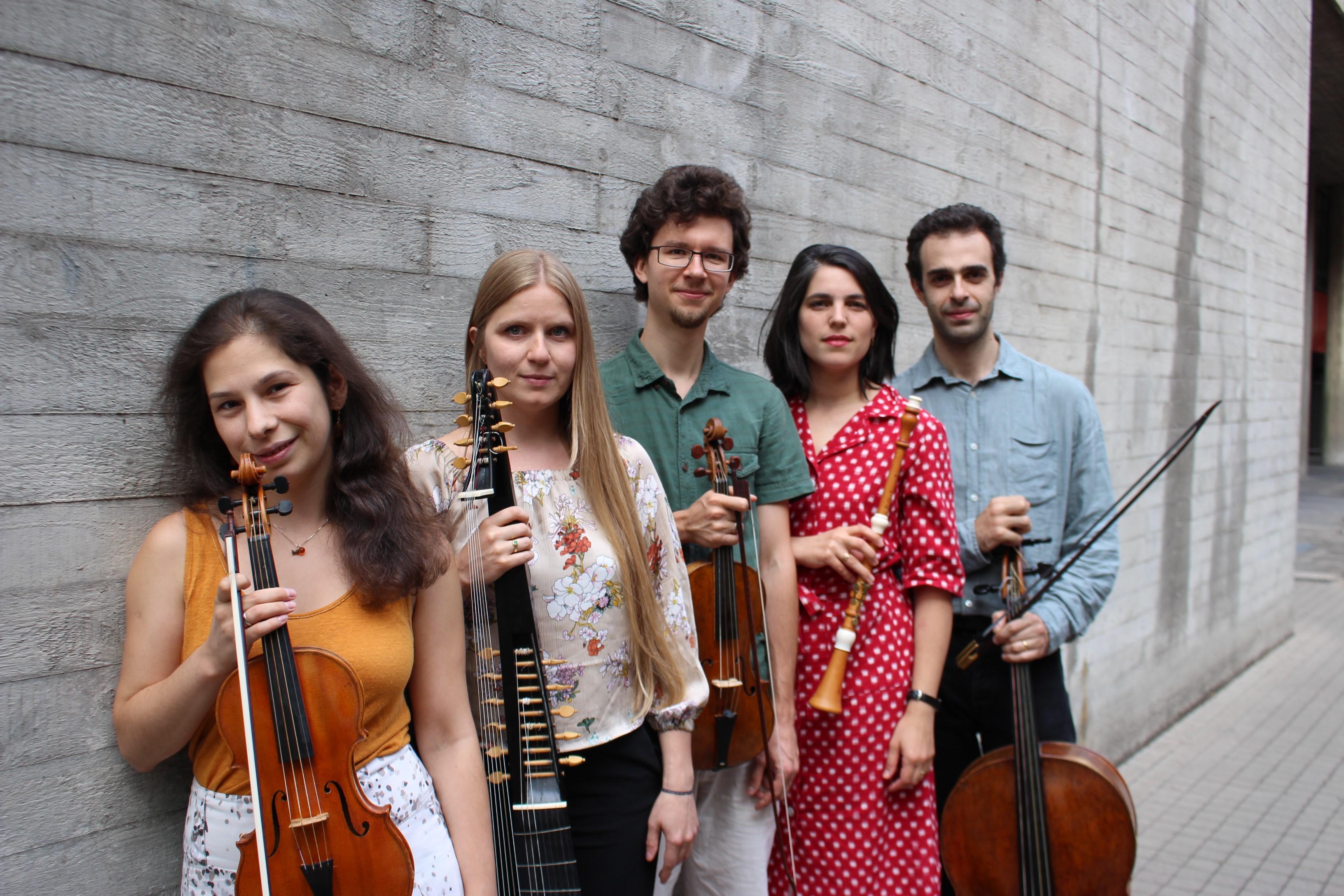 Ludus instrumentalis - Rheinsberger Hofkapelle 2018