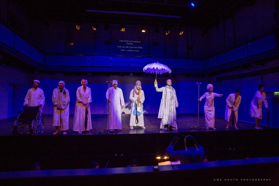 Opernaufführung im Schlosstheater