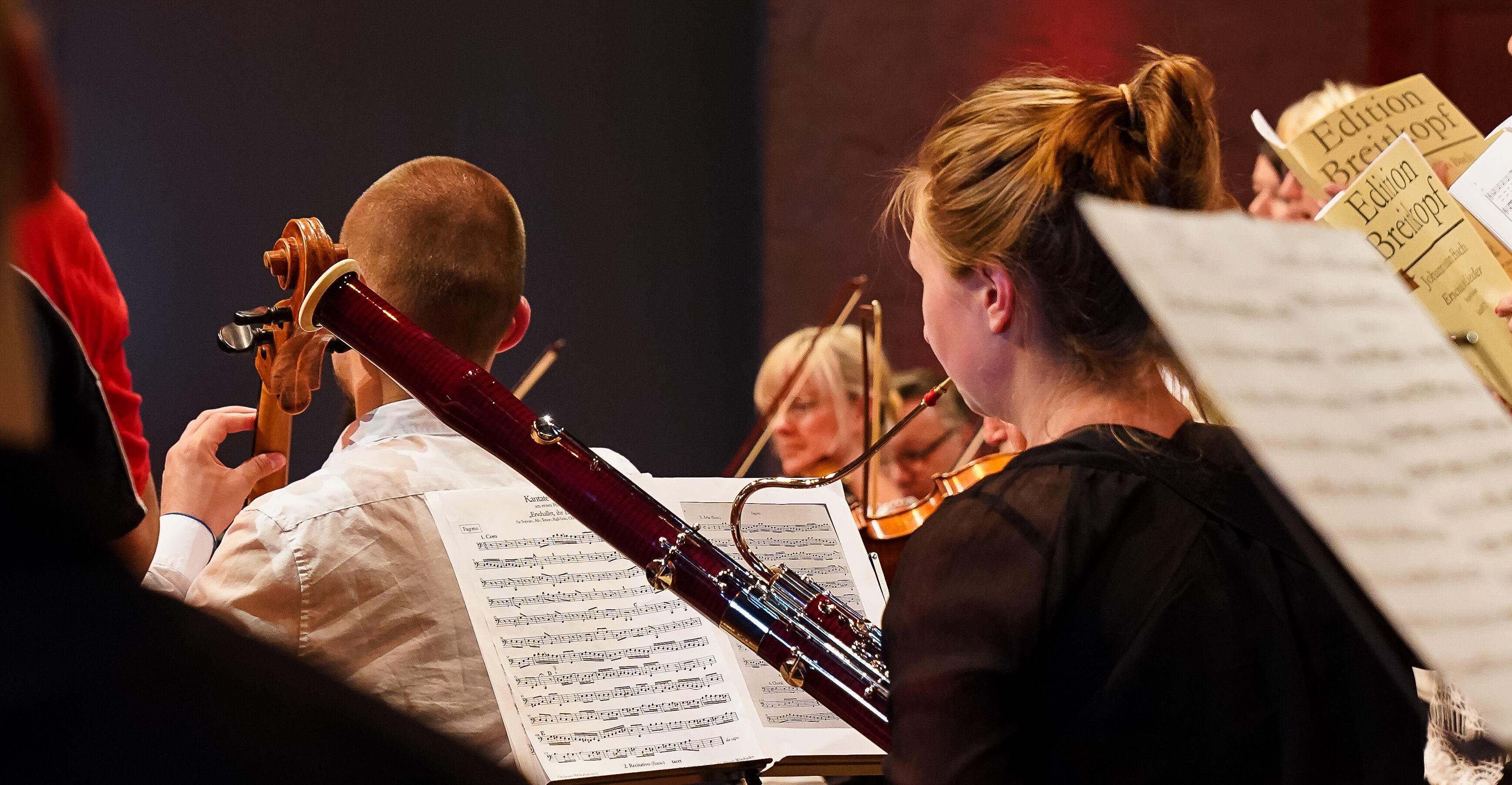 Chorsinfonisches Konzert