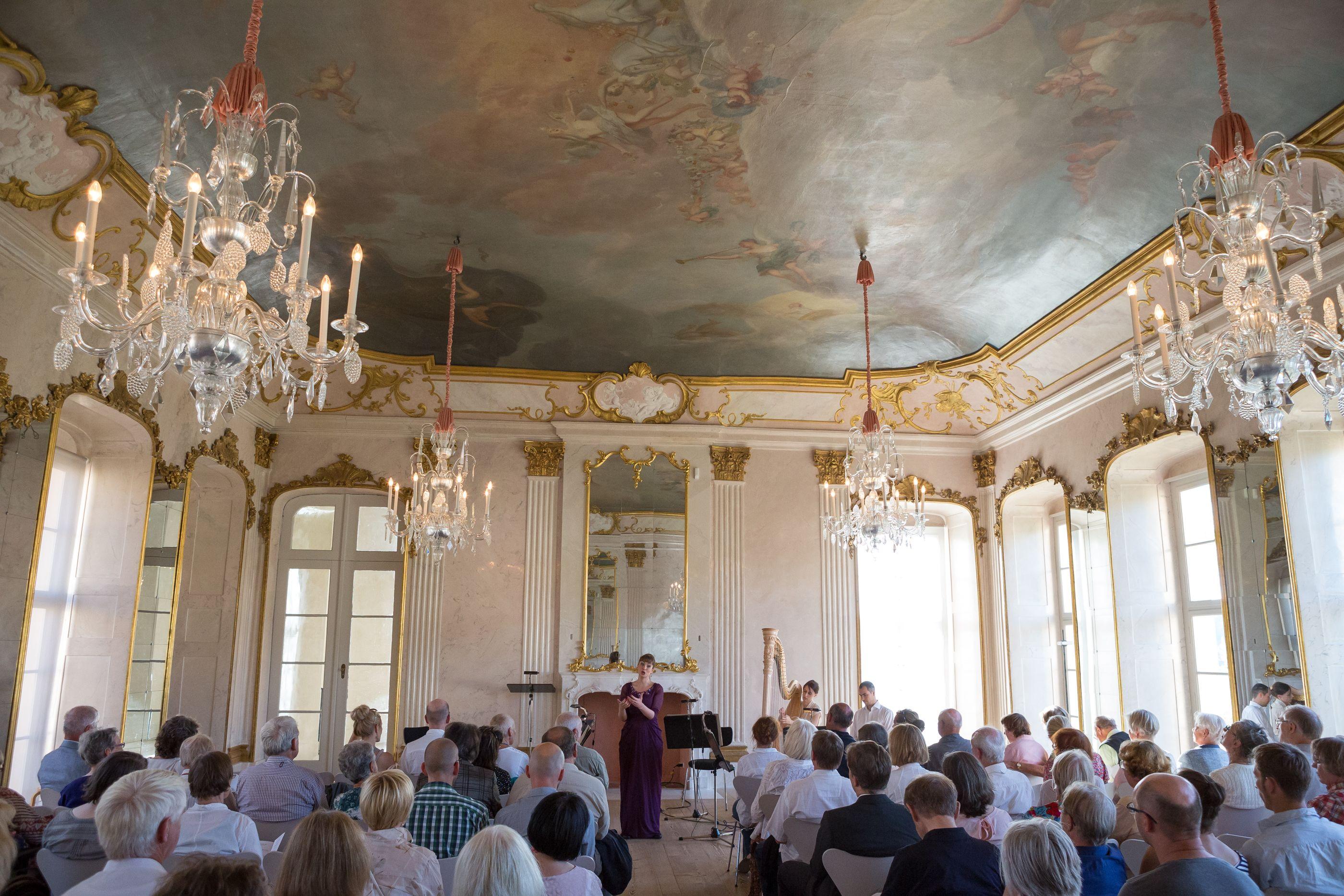 Spiegelsaal Schloss Rheinsberg