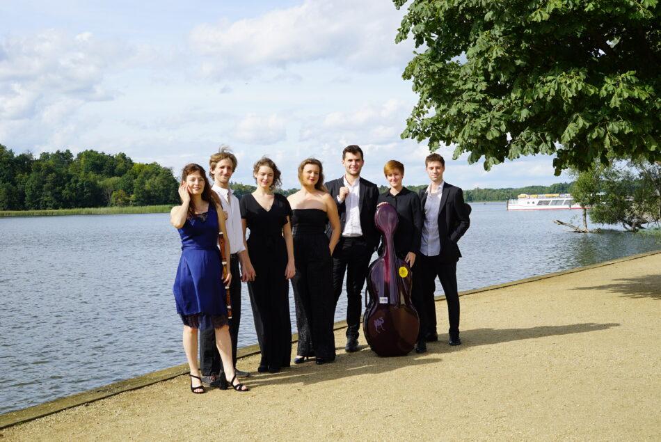 Rheinsberger Hofkapelle20/21 Ensemble Mozaïque