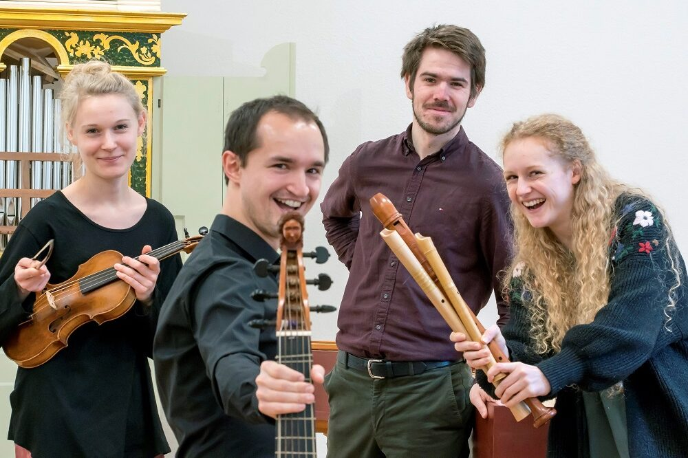 Rheinsberger Hofkapelle 2019/20 Amaconsort