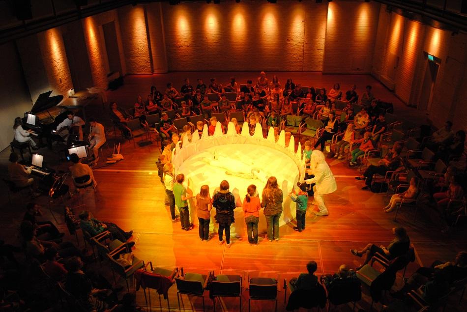 Kinderkonzert im Schlosstheater