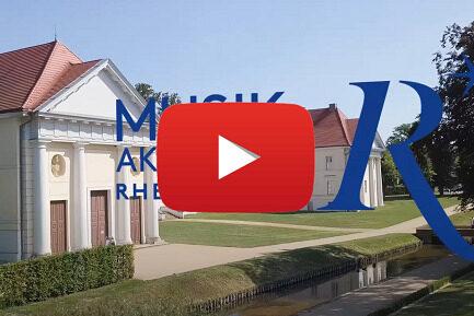 Trailer der Musikakademie Rheinsberg