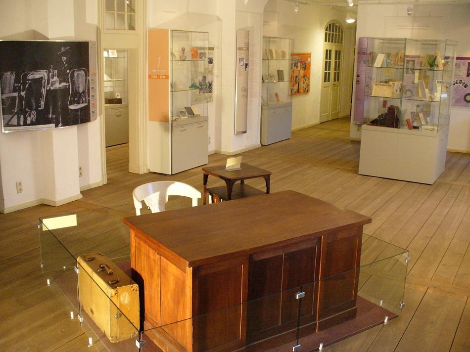 Kurt Tucholsky Literaturmuseum
