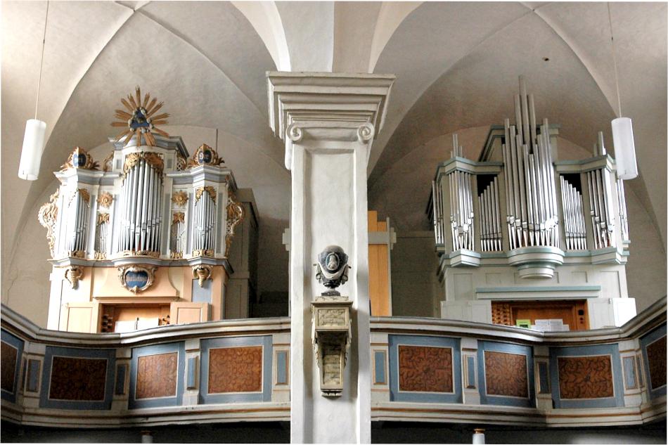 Orgel Rheinsberg